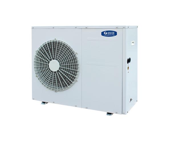 循环加热空气源热泵热水机